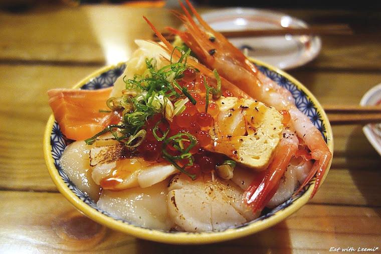 二男小家料理‧丼飯‧握壽司-新北/中和/環球購物中心