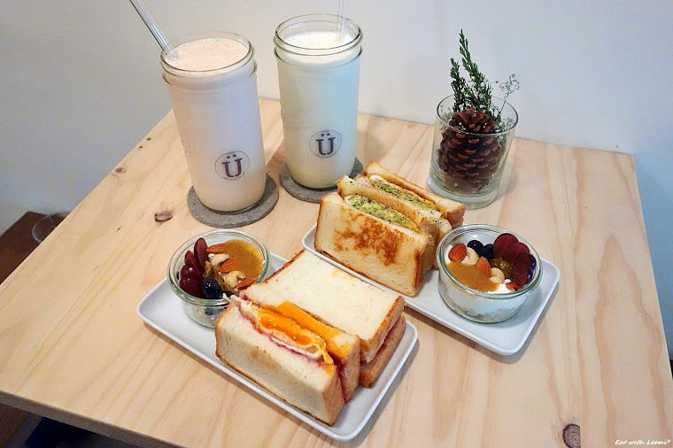 pÜrelab‧早午餐‧三明治‧果昔-台北/大安區/信義安和站(已歇業)