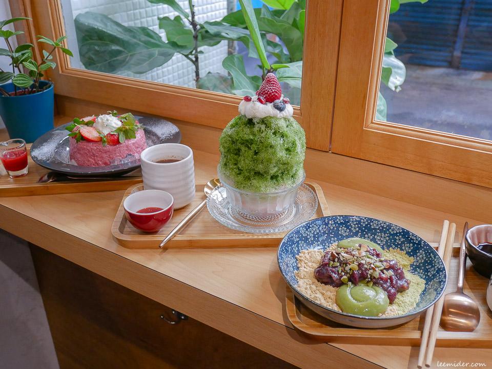 金雞母Jingimoo甜品,台北東門站永康街小冰店的新復古台灣味刨冰