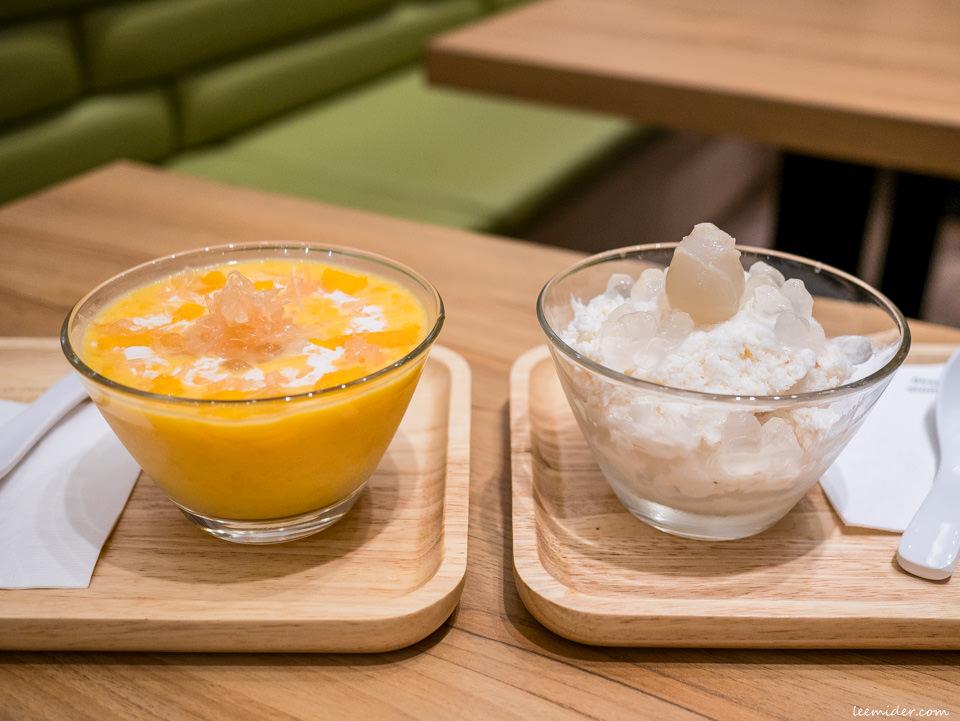 台北忠孝敦化 甜品胃Dessert Stomach 港式甜品專賣店 東區明曜百貨下午茶推薦