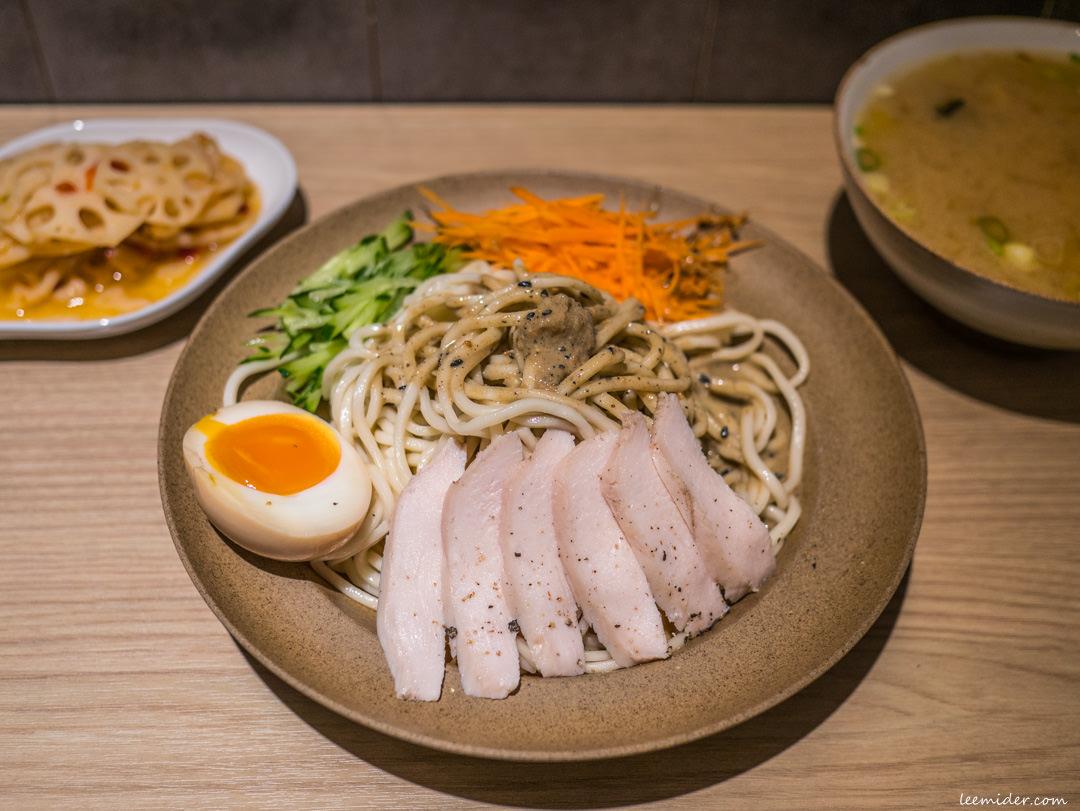 台北雙連站-小良絆涼面專門店,台式涼麵也能有文青質感,赤峰街美食推薦