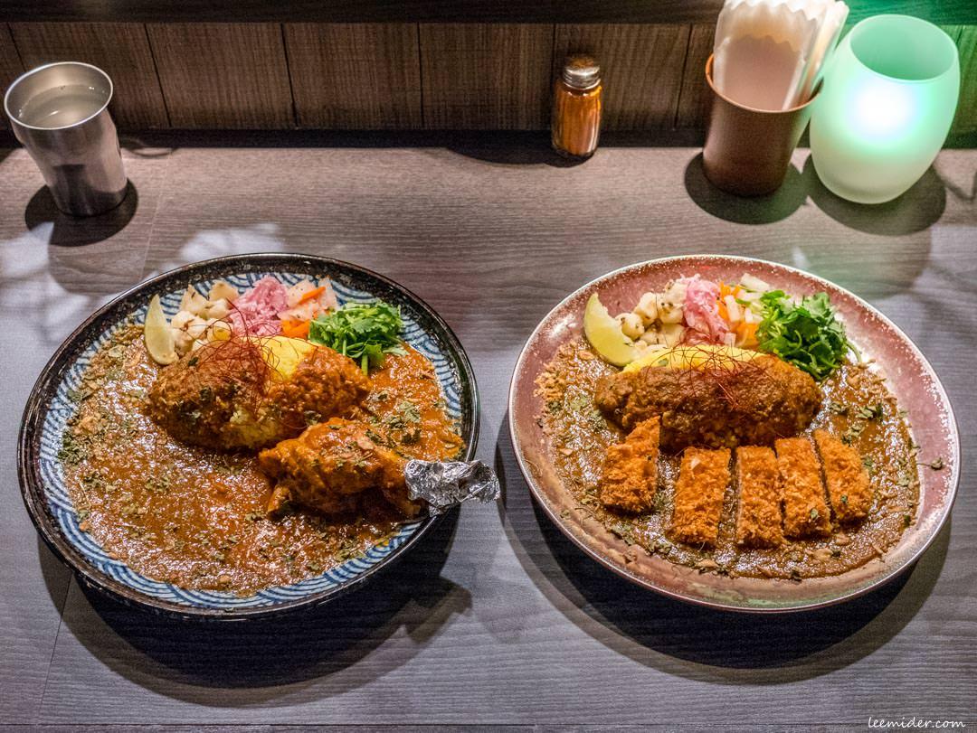 台北東區美食-大阪香料咖哩Osaka Spice Curry,日系スパイスカレー愛好者有地方解饞了