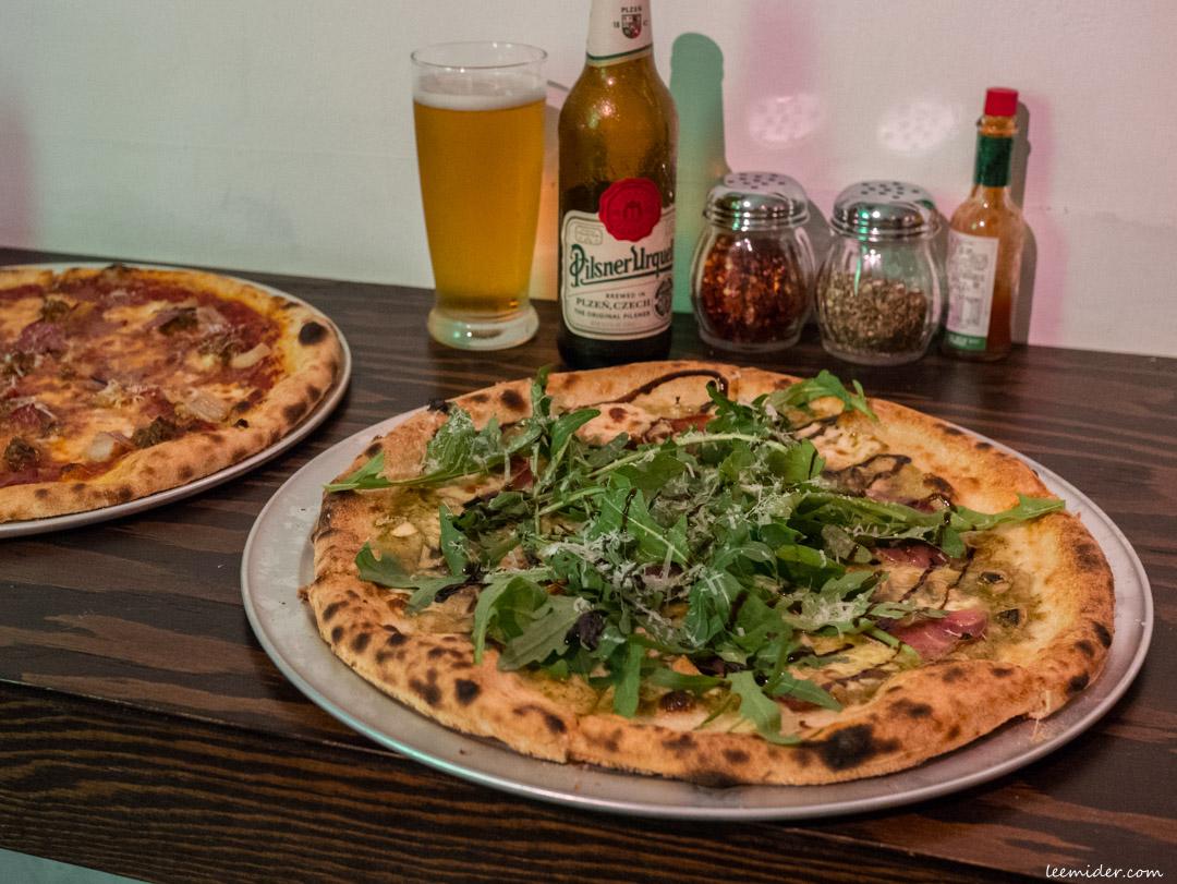 台北大同區-披薩有張臉Pizza Has a Face,捷運北門站,大稻埕迪化街美食