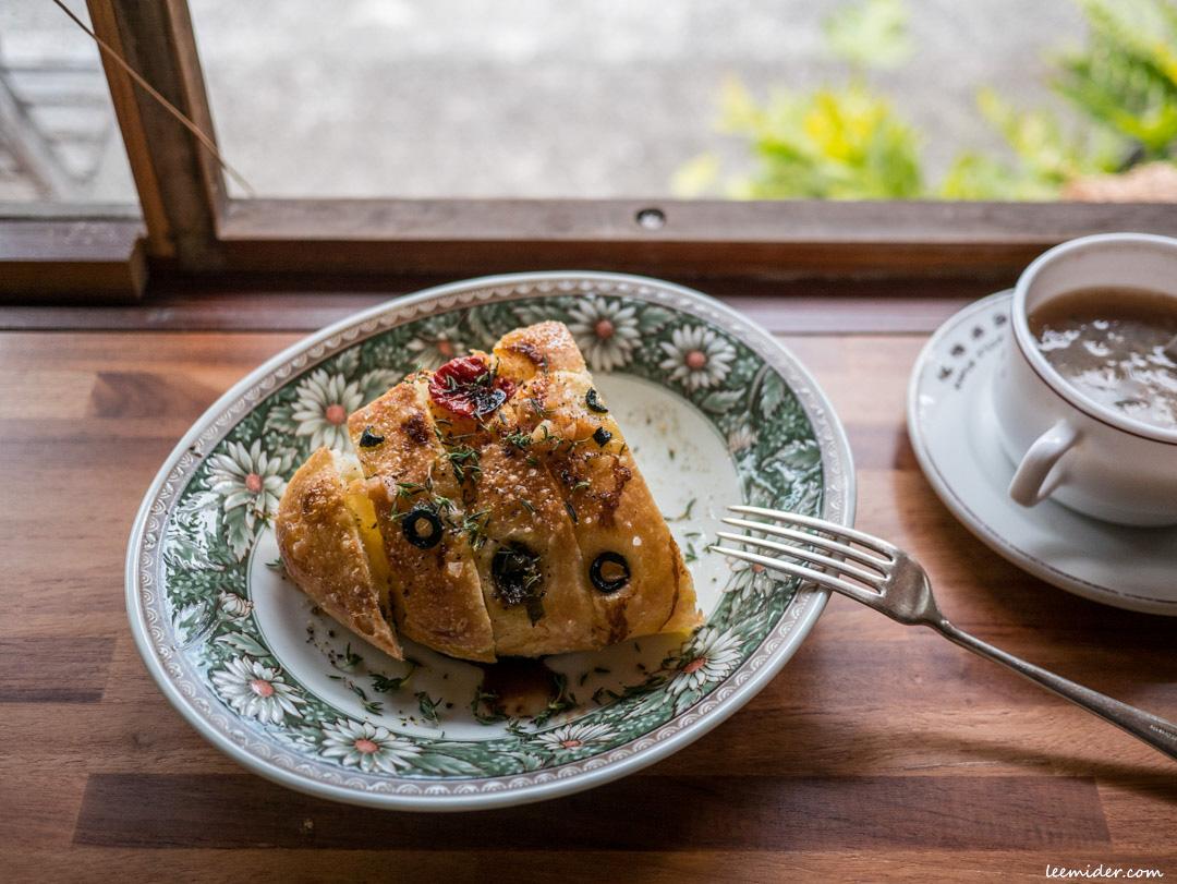 台北士林-磨子Mill,外雙溪綠意間的美味風景,是麵包屋,咖啡店也是小食堂(搬家新址)