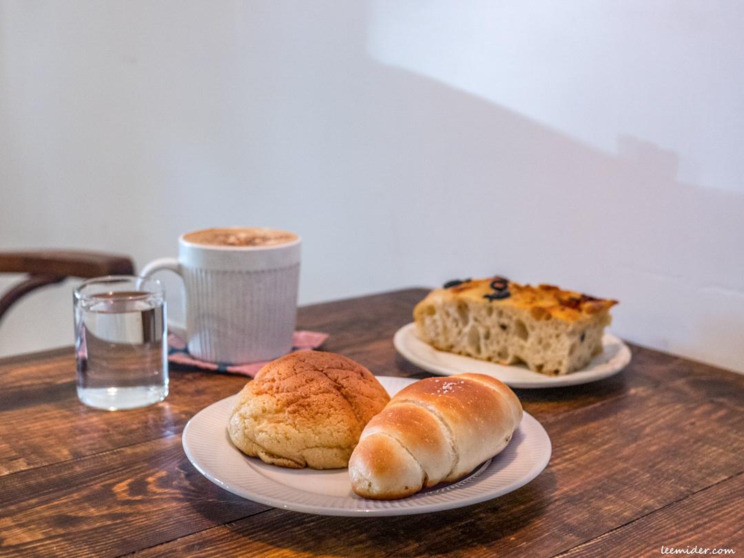 台北士林-穀嶼,麵包.咖啡.雜貨,融入尋常日子中的烘焙香氣,芝山站天母SOGO下午茶