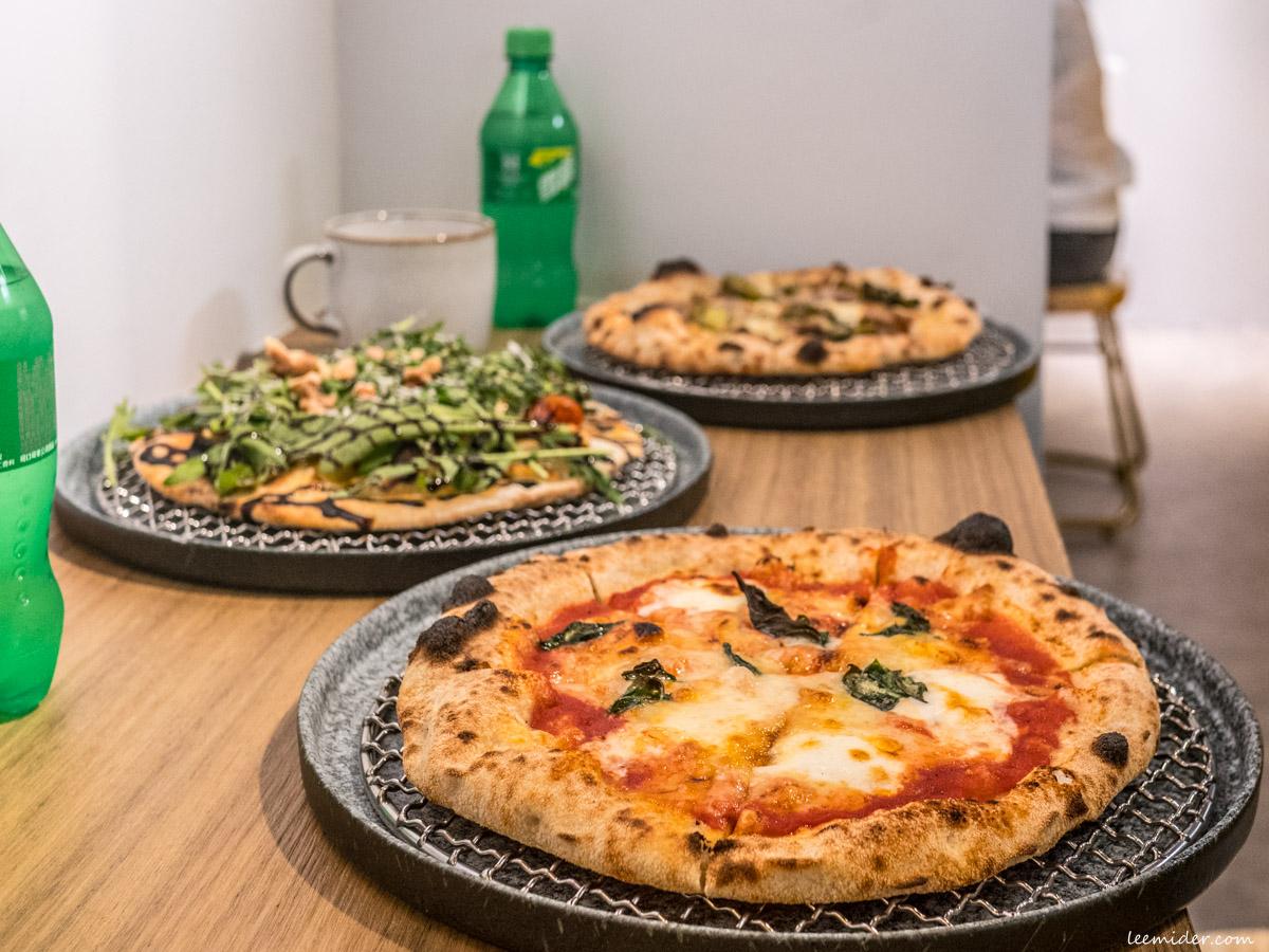台北忠孝敦化站-90SEC PIZZA九十秒窯烤披薩,東區平價義式美食宵夜推薦
