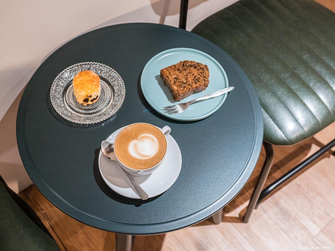台北信義安和-COT,結合英國立飲酒吧文化的咖啡吧,輕鬆喝一杯Coffee On Tap