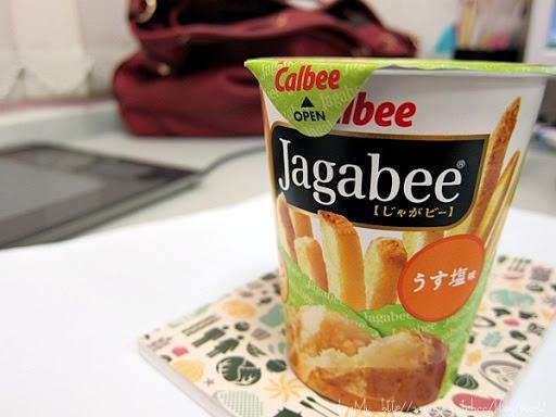 Jagabee加卡比薯條先生-日本/零食