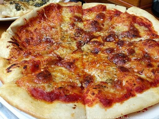 [食]Alley Cat's Pizza 手工窯烤薄皮披薩-台北/京站