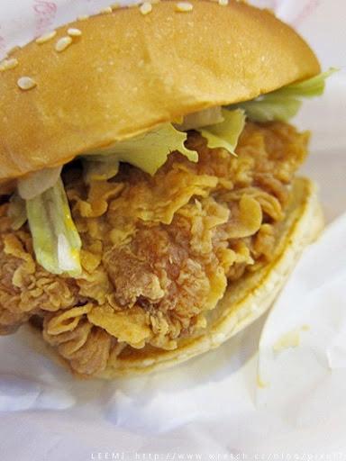 [食]區域限定的丹丹漢堡-高雄