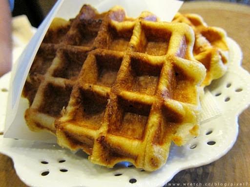 比利時列日鬆餅B.waffle 鬆餅.班-台北/忠孝敦化/東區(已歇業)