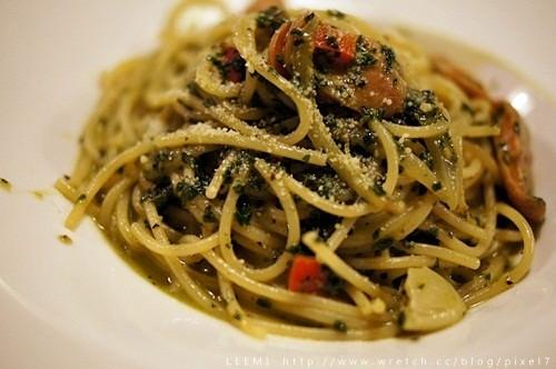 [食]隱密的義大利麵餐廳‧Pasta Queen二訪-台北