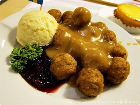 瑞典美食,IKEA宜家家居餐廳-桃園