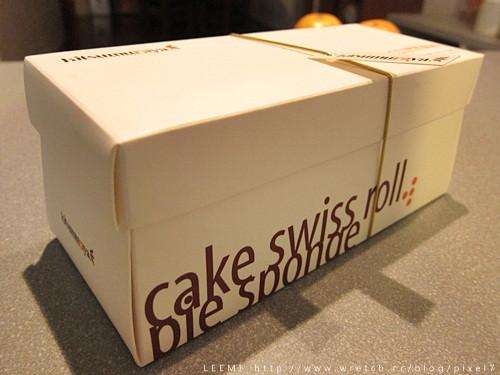 [食]橘村屋‧蜂蜜雲朵蛋糕