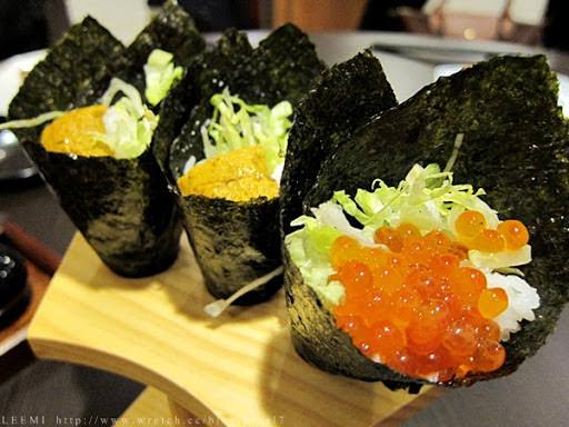 日式料理吃到飽‧食彩櫻-台北/中山/松江南京(已歇業)