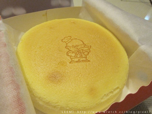 [食]起司蛋糕Uncle Tetsu's  Cheese cake-台北