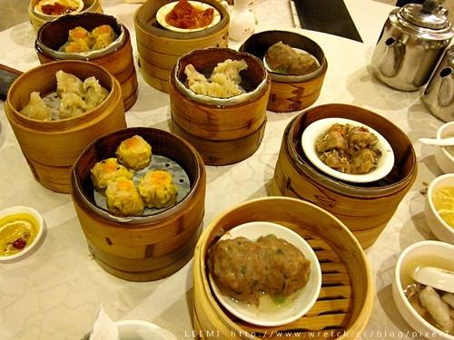 [食]六福客棧金鳳廳‧吃粗飽的港式飲茶吃到飽-台北