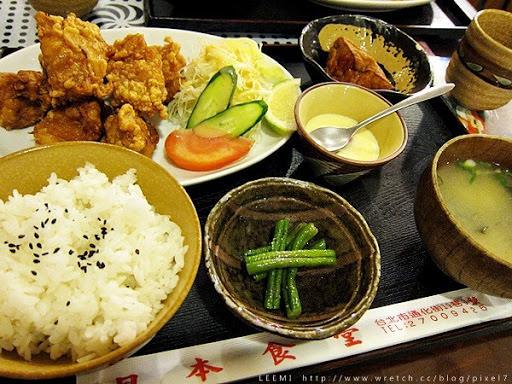 [食]通化夜市平價定食‧日本食堂-台北